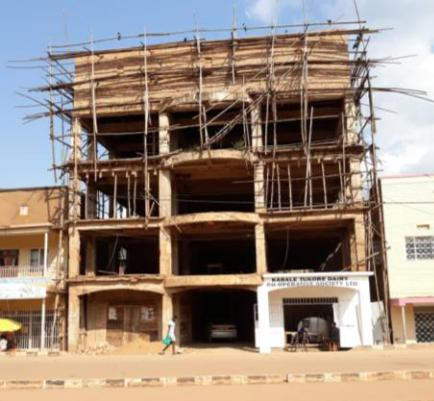 2009-2013 Commercial Building on Plot 10 Mbarara Road, Kabale Town